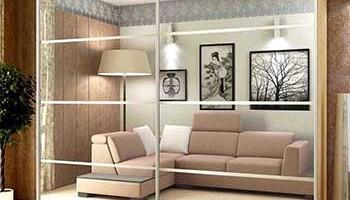 Шкаф-купе - неотъемлемый атрибут современного жилья