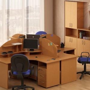 Кабінет персоналу (комплект) Атрибут 26