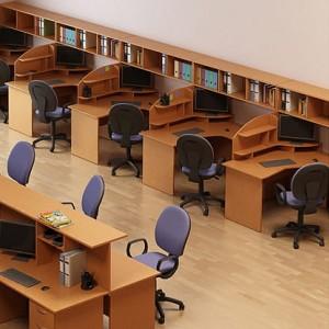 Кабінет персоналу (комплект) Атрибут 29
