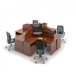 Столы с перегородками (комплект) Атрибут 11