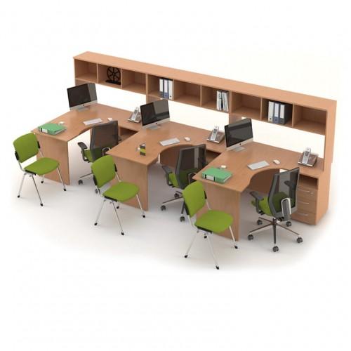 Комплект столов Атрибут 12