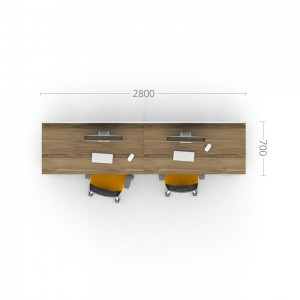Столы с перегородками (комплект) Джет 11