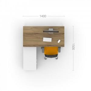 Комплект стола Джет 14