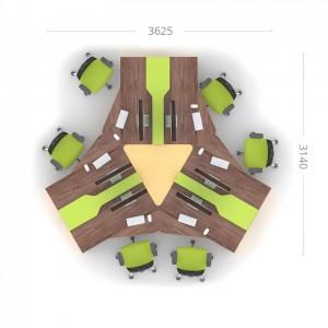 Комплект столов Прайм 1