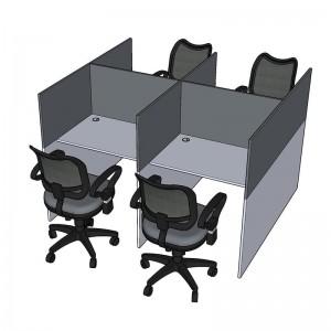 Стол для колл-центра 4