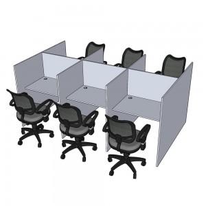 Стол для колл-центра 5