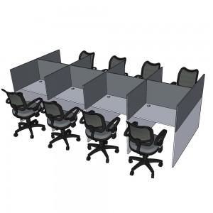 Стол для колл-центра 6