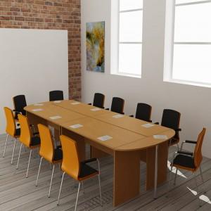 Конференц стіл (комплект) БЮ 1