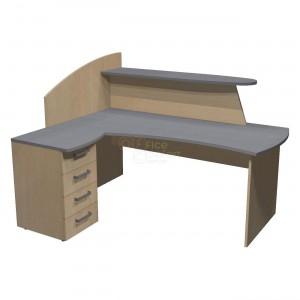 Стол с надставкой ПР300.1