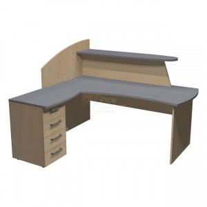 Стол с надставкой ПР300.2