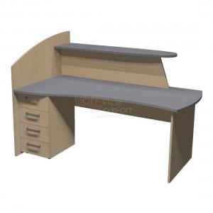 Стол с надставкой ПР300.5