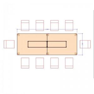 Конференц стол Промо Топ 33/912