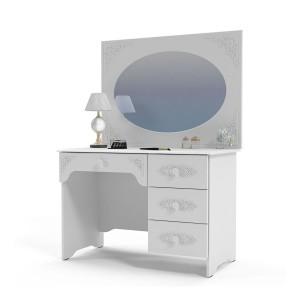 Туалетный столик с зеркалом Ассоль